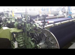 Używana maszyna - krosna pneumatyczna Dornier Airjet AWV8 E. Dornier AWV8 E  P70210122 ... 4059f26d22