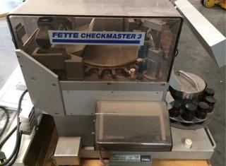 Fette Checkmaster 3 P70211036