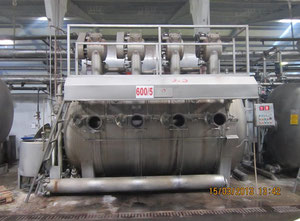 Canlar 600 Kg Dyeing machine