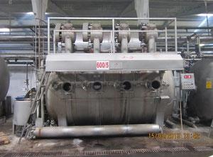 Boyama makinesi Canlar 600 Kg