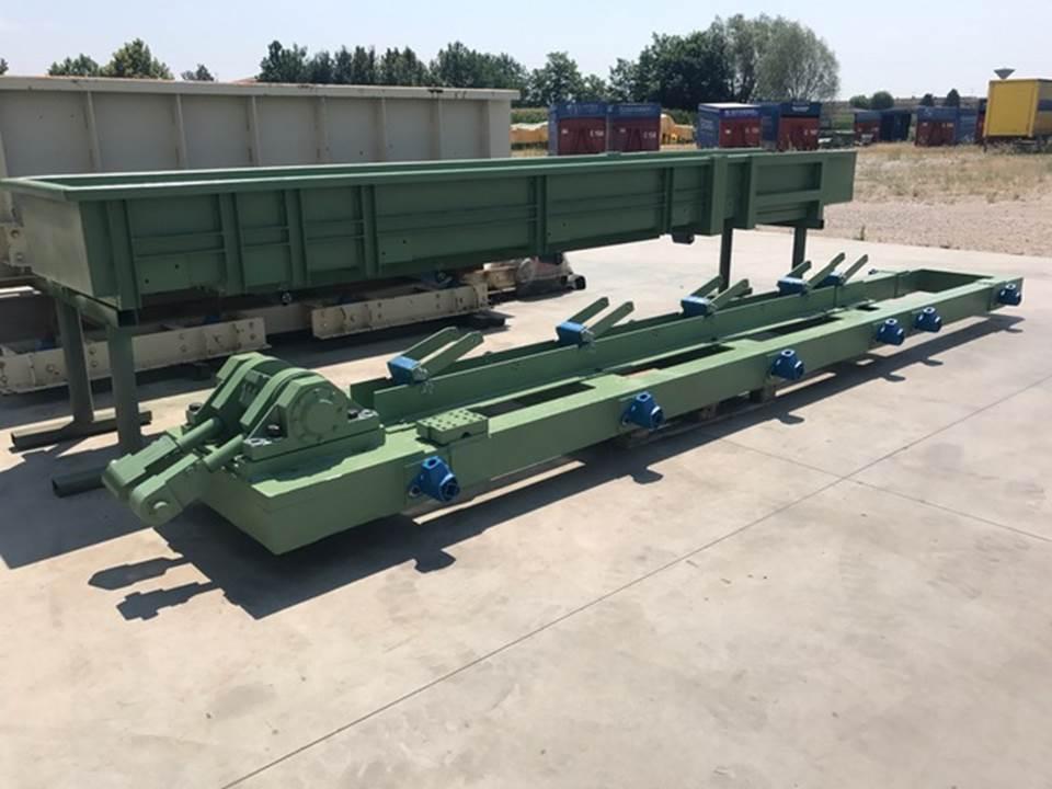 Broyeur bois ferrari l12t6 machines d 39 occasion exapro - Broyeuse a bois ...