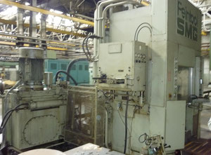 Smg Feintool HFA 6300 Cold forging machine