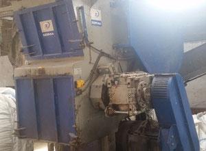 Máquina para reciclar el plástico Zerma ZSS 850 PLUS