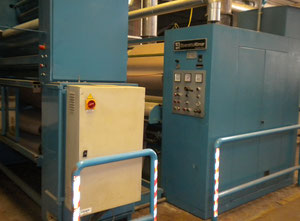 Used Sperotto Rimac Decatizing Textile press