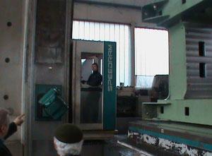 Mandrinadora CNC Pama Speedram 2000