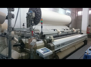 Sulzer TPS 600 Loom with jacquard