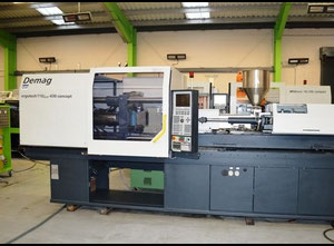 Demag ErgoTech 110/470 - 430 Injection moulding machine