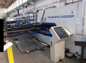 Trumpf Trumatic 2000 R CNC Punching machine
