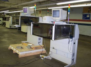 CYBEROPTICS Sentry 2000 Inspection machine