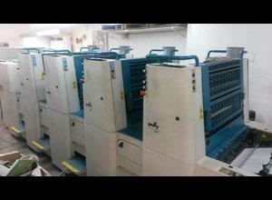 Polly Kba Prestige 474 4 farben offsetdruckmaschine