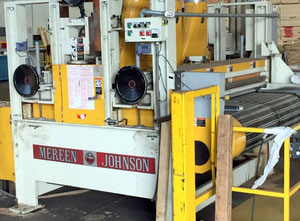 Mereen Johnson 435 H/DC High production panel rip saw