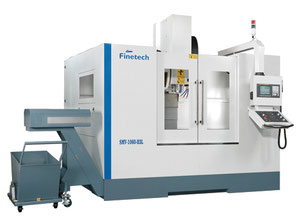 Finetech SMV-1060-H3L Machining center - high-speed (18000+ rpm)