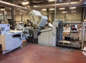 Stahl KD 78/4 KTL folding machine