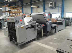 Heidelberg Stahl TD 78/4/4 folding machine