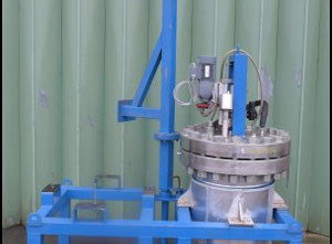 Used AF Autoclave - Tank