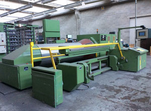Used KARL MAYER EOM ECON O MATIC Sectional warping machine