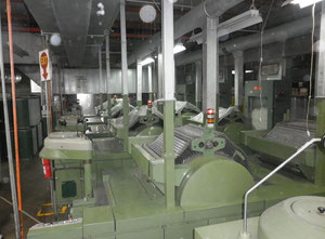 Crosrol Mk 3 Carding machine