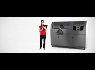 3D Systems ZPrinter ProJet CJP 660 Pro P70221056