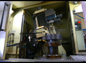 Hoefler Mega 1500/1600 Gear grinding machine