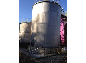 250.000L Stainless Steel Tank