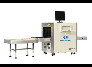 high quality manufacturer X-ray baggage scanner 60*40cm