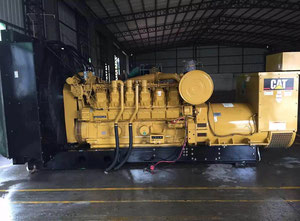 Nice Caterpillar 3512 1000KW for sale