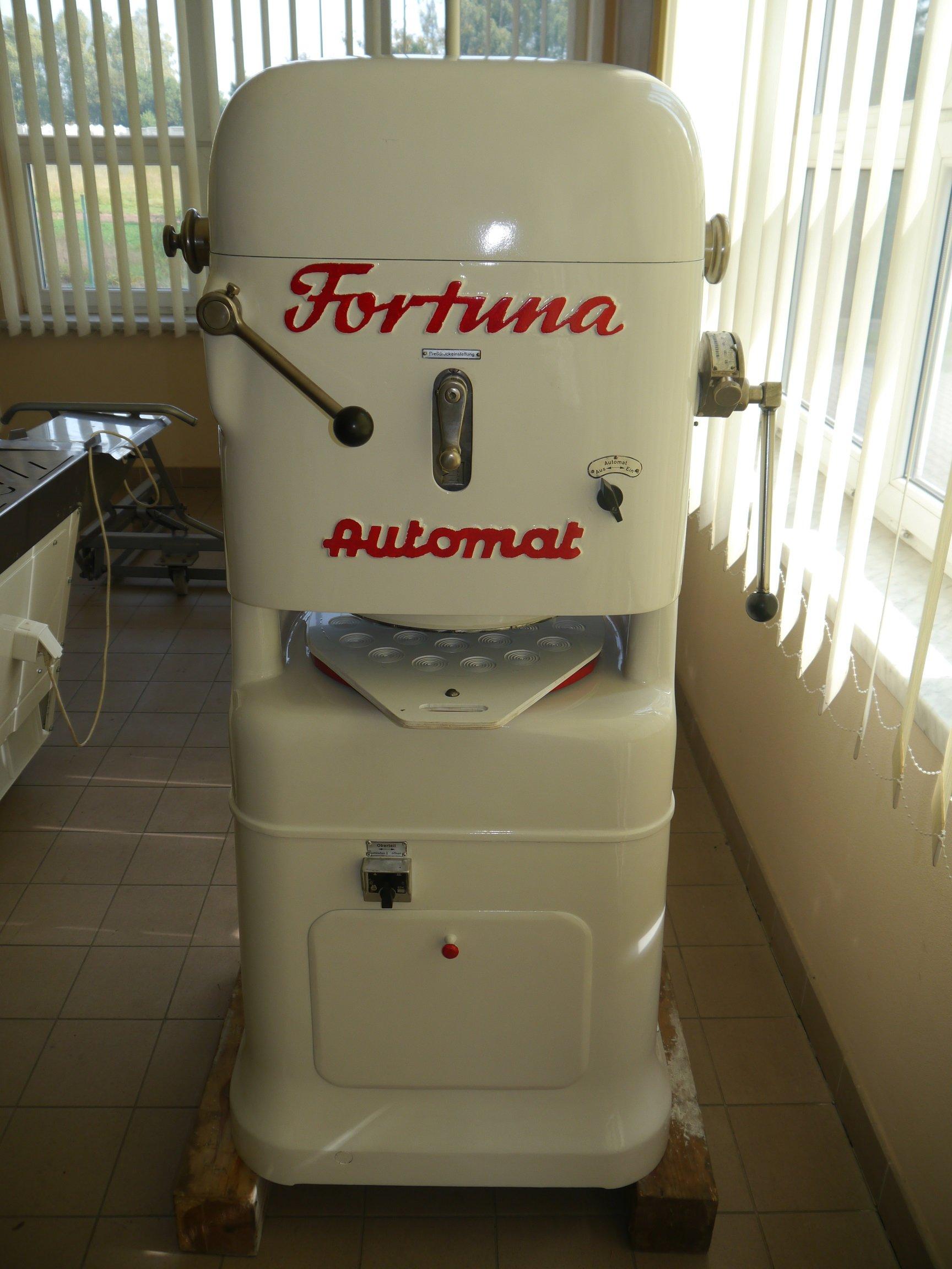 Fortuna 3 Automat Dough divider - Exapro