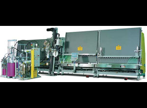 Lisec VFL-1/25 Glass insulating machine