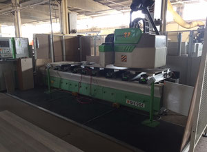 Centre d'usinage à bois cnc Biesse Rover 32
