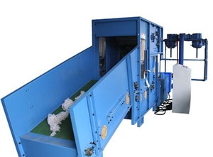 Tokays Automatic fiber carding and filling machine Non weaved machine
