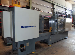 Battenfeld BA 1800/1000 BK Injection moulding machine