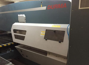 Durma TP123 Punching machine / nibbling machine with CNC