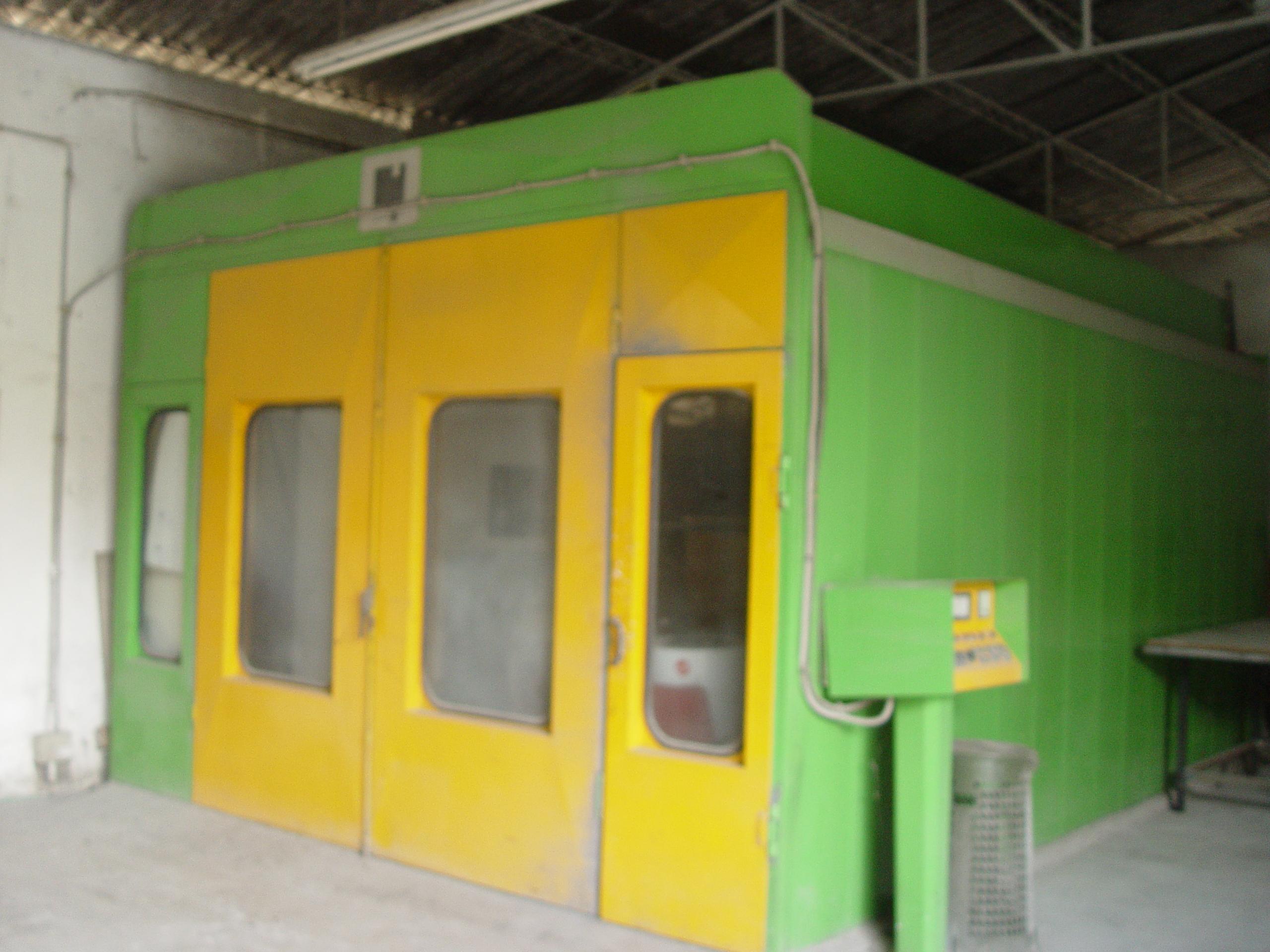 Cabina di verniciatura saeco 123456789 macchinari usati for Affitti di cabina okanagan bc