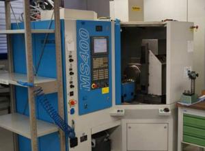 Finisaj - Lepleme / honlama / çapak alma makinası RECOMATIC SA MS400