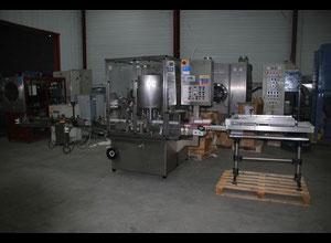 Uzavírací- zátkovací stroj Farmomac F550