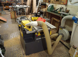 Woodstar Combi Kity Wood combined machine