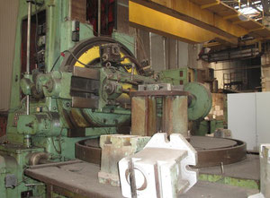 Pfauter RS5 Horizontal gear hobbing manual machine