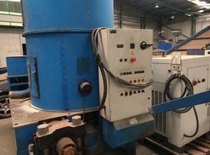 Ecomeq Srl Super Oscar 80 Briquetting machine