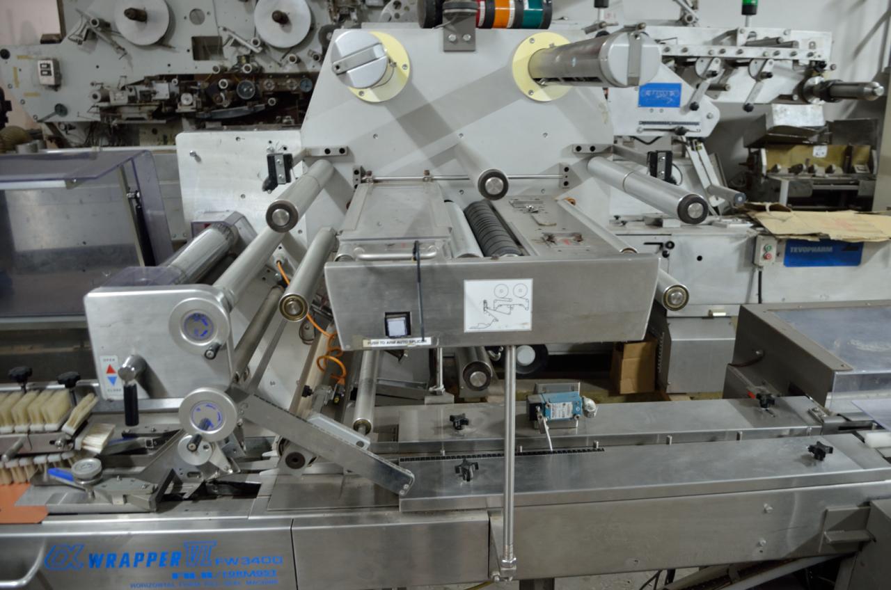 Used Fuji Formost Fw3400 Exapro