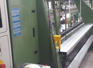 Used Comerio - Metalmeccanica - Embroidery machine