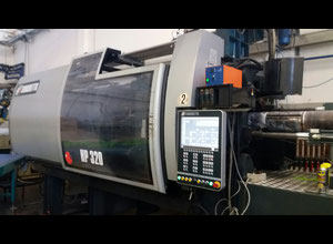 Used Sandretto Serie HP 320/1780 Injection moulding machine