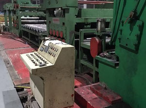 Wuxi 2200 X 22-5mm Slitting line