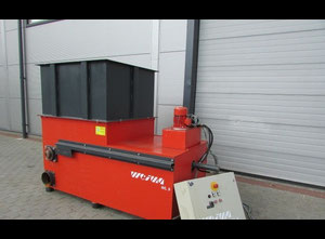 Weima WL 9 Wood chipping machine