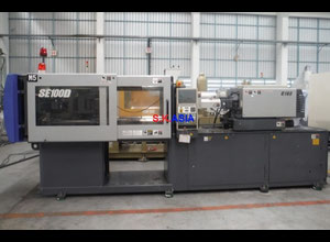 SUMITOMO: SE100D-C160 (2005) Injection Molding Machine