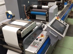 Weigang ZM-320 Label printing machine - flexo