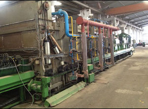 Ripoche Roller Hearth Annealing Furnace