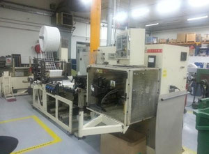 Ab Graphics Omega Vectra 410 Label printing machine - flexo