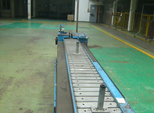 The line for the production of bicycles Bike Machinery MONTAGE A