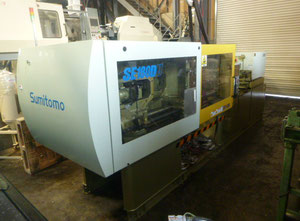 SUMITOMO  SE180DU-C510 (180T) All Electric Injection Molding Machine