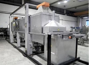HC MC 600-8000 Cooking tunnel